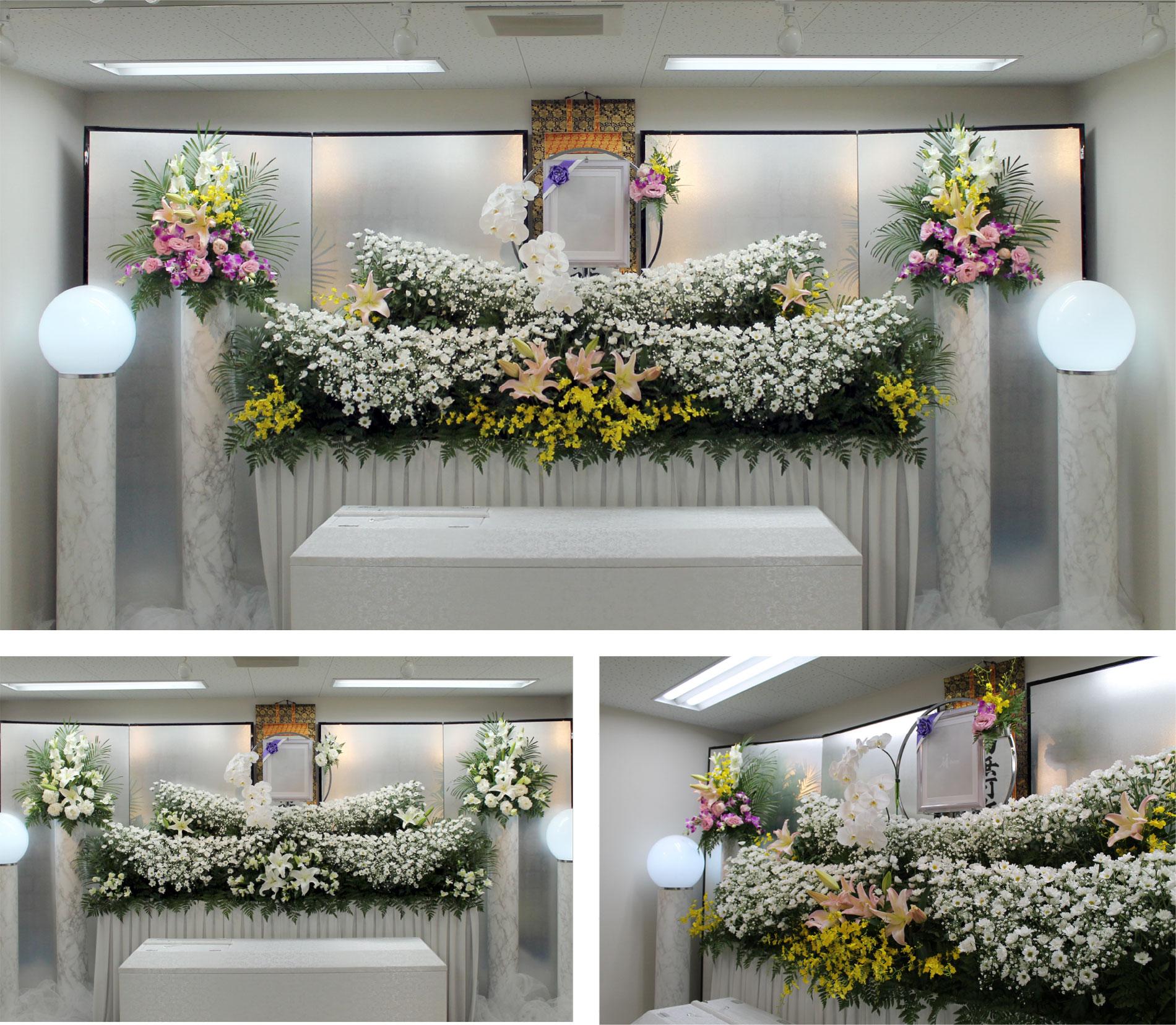 桑名ホール葬44プラン